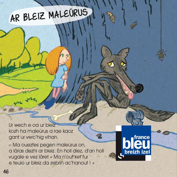 Rouzig 164-165 ar bleiz maleurus france bleu mp3