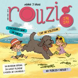 Rouzig 176 177 Gouere Eost juillet aout 2016 Le Dors