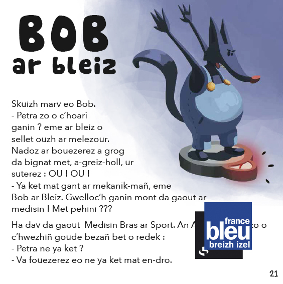R191 bob frbleu