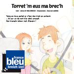 torret m eus ma brech Le Vagueresse france bleu breizh izel Erell Beloni
