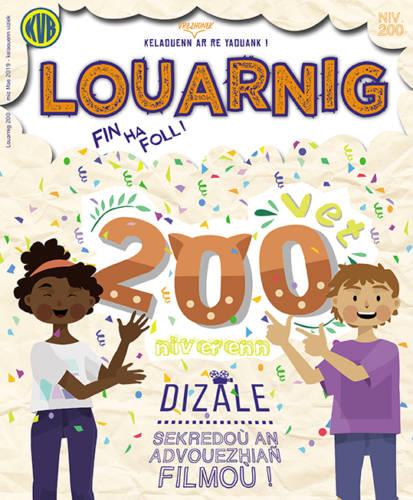 Louarnig niv 200